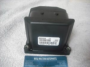 Details about A GENUINE JAGUAR X TYPE ABS PUMP CONTROL MODULE ECU BOSCH 0  265 900 023