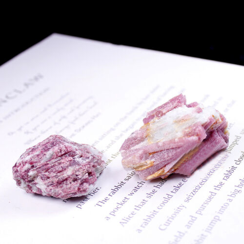 Details about  /Natural Tourmaline Crystal Quartz Cluster Mineral Specimen Energy Healing Reiki