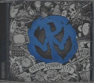 PENNYWISE-NEVER-GONNA-DIE-NEW-CD-2018-NEU