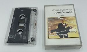 James-Galway-Annie-039-s-Song-Cassette-Music-Tape-1999-DC854264-Disky
