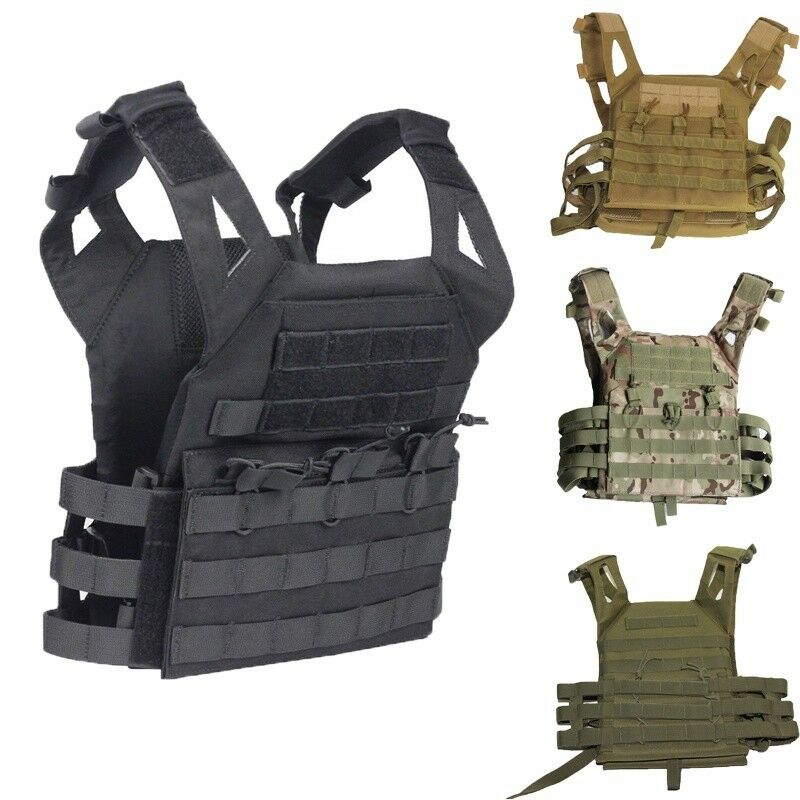 Tactical Plate Carrier Ammo Chest Rig JPC Vest  Military Body Cover Predective  to provide you with a pleasant online shopping