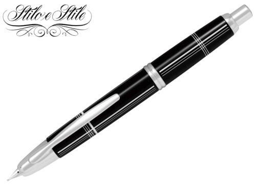 Pilot Capless Crossed Lines 2018Penna Stilografica Limited Edt Fountain Pen
