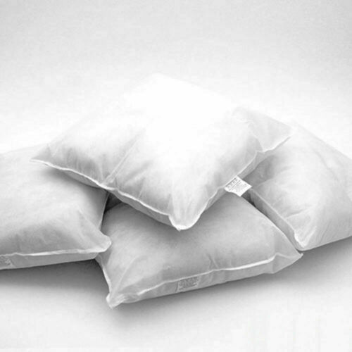 """Pack of 2,4,6,8,10 Hollowfibre Cushions Fillers Inners Pads Inserts Square 24/"""""""