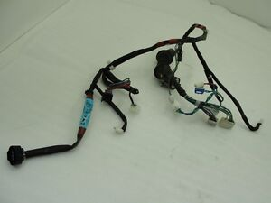 2001 toyota camry wiring diagram a36. 1997-2001 toyota camry right front door wiring ...