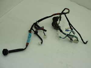 s l300 a36 1997 2001 toyota camry right front door wiring harness loom