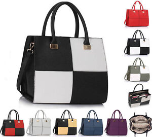 Image Is Loading Oversize Las Fashion Tote Bags Women 039 S