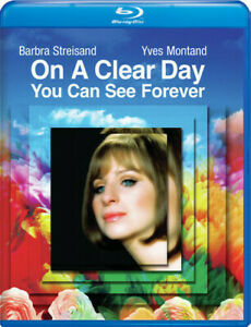 On-A-Clear-Day-You-Can-See-Forever-REGION-A-Blu-ray-New
