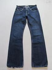 Levi's® 512 Bootcut Jeans Hose W 31 /L 34, wie NEU ! Dark Indigo Denim, RAR ! 46