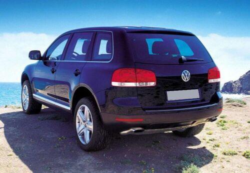 Estándar tapiz bañera espacio de carga para bañera VW Touareg 2002-2010 alta arista