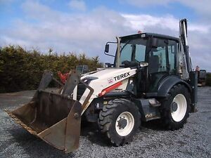 terex 820 860 880 970 980 sx elite backhoe loader workshop service rh ebay com