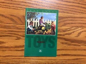 RARE-New-1992-John-Deere-Pocket-Ertl-Toy-Book