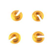 HPI SAV107 Aluminum Gold Shock Pallet 4P For RC 1/8 Savage Flux HP XL 4.6 5.9