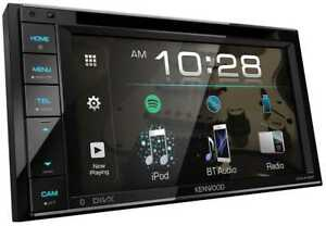 Details about Kenwood DDX419BT 2 DIN DVD/CD Player Android iPhone SPOTIFY  Bluetooth