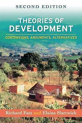 1 of 1 - USED (VG) Theories of Development: Contentions, Arguments, Alternatives by Richa