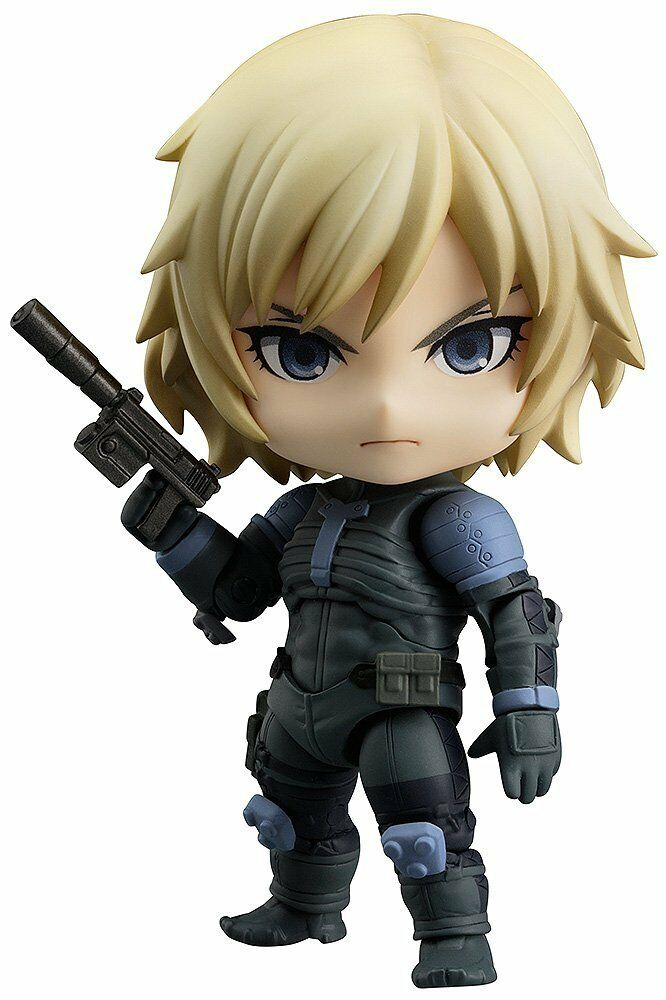 NENDgoldID RAIDEN MGS2 MGS2 RAIDEN METAL GEAR SOLID ACTION FIGURE 2e2218