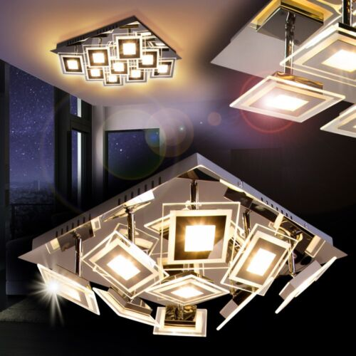 LED Deckenleuchte Design Deckenstrahler Leuchte Deckenlampe Lampe Wohnzimmer