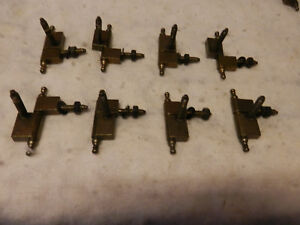 Clever Einbohrband Für Futtertüren Türscharnier 8 Paar /16 St /für Antike Möbel Beschläge