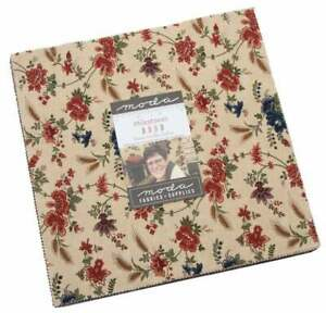 Moda-Milestones-Layer-Cake-10-034-Fabric-Quilting-Squares-9610LC-B02