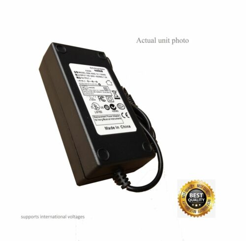 AC Adapter Power Supply for KORG X50 61-Key Music Synthesizer Keyboard