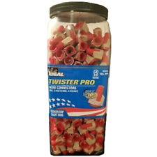 Ideal 30 644j Twister Pro 344 Wire Connector Redtan18 10 Jug Of 500