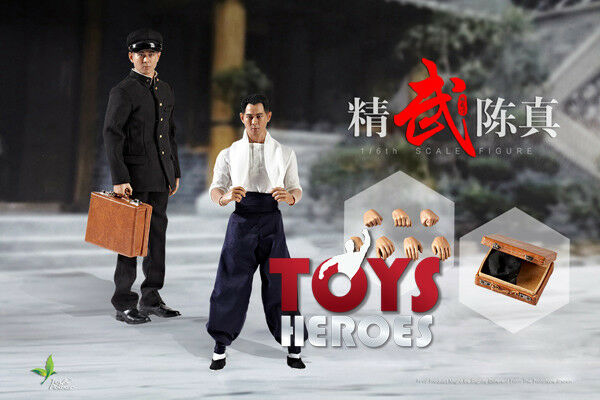 TOYS POWER CT011 Faust OF LEGEND CHEN ZEN ZEN ZEN JET LI 1/6 Pre-Order da9324