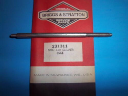 NEW OEM BRIGGS AND STRATTON AIR CLEANER STUD 231311 B25