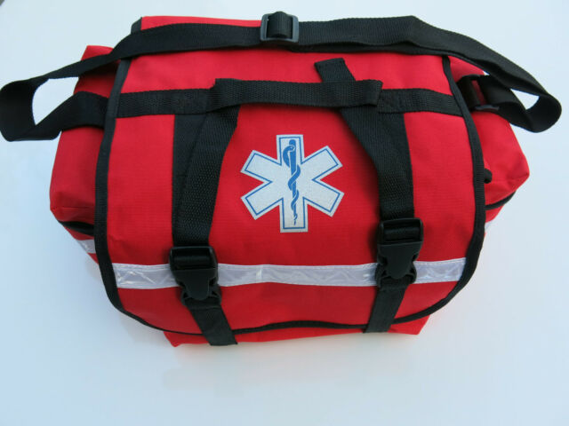 Emergency Rescue Trauma Bag FREE Shipping Save 9 GBP Until