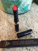 Avon Perfect Wear Lip Color Lipstick Paradise Coral Free Shipping In Box