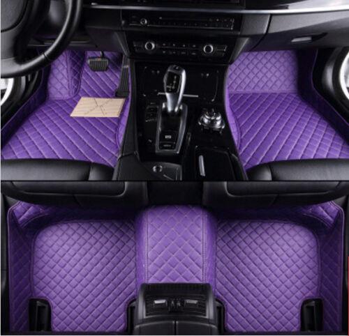 All-Weather Floor Mats Liner Waterproof Mat For Hyundai Sonata 2011-2014