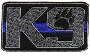 Police-Department-K9-K-9-Unit-Thin-Blue-Line-Patch-3-5-x-2-0