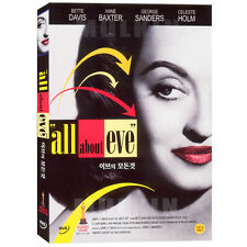 All about EVE (1950) DVD - Bette Davis (*New *Sealed *All Region)