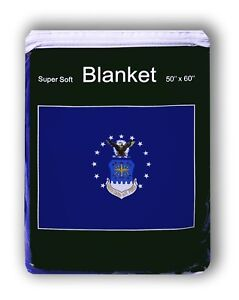 Air-Force-Flag-Fleece-Blanket-NEW-5-ft-x-4-2-ft-Soft-Throw-Cover-USAF-One-NASA