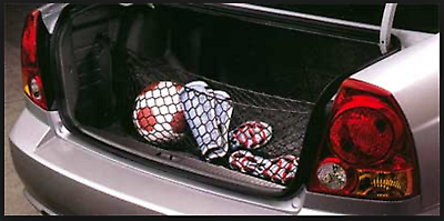 Envelope Style Trunk Cargo Net for Toyota Prius 2004 05 06 07 08 2009 NEW