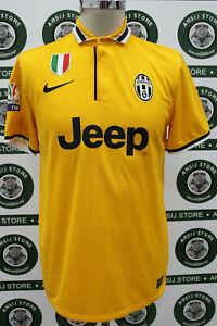 Maglia-calcio-JUVENTUS-VIDAL-TG-M-2013-14-shirt-trikot-camiseta-maillot-jersey