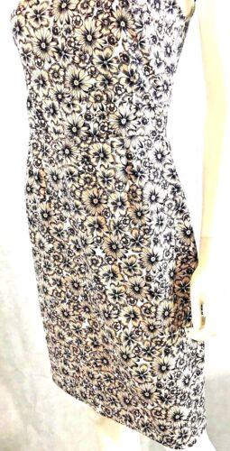 Banana Republic Sheath Sundress NEW Silky Floral Lined NWT MSRP $89