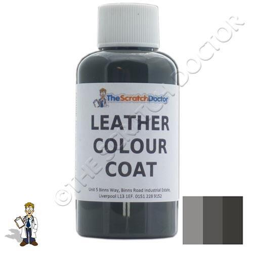 Kit de reparación y restauración colorante Color Gris Oscuro de Cuero de abrigo Tinte para Volkswagen