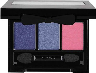 NYX Love in Rio Eyeshadow Palette-LIR05 Shimmery indigo/sky blue/pink