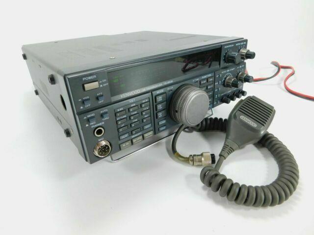 Kenwood Ts 450s Hf Transceiver Ham Radio Ts450s For Sale Online Ebay