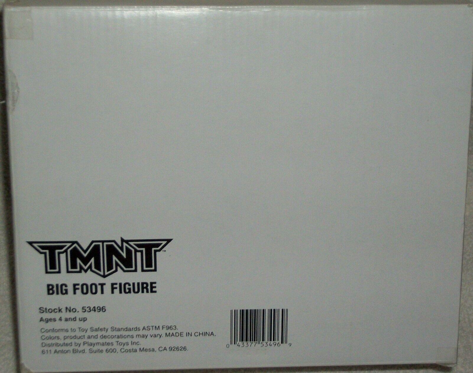 TMNT BIG FOOT Action Figure Figure Figure Teenage Mutant Ninja Turtles Mail Away xmas gift New ea8d3a