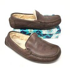 cdf8805ec60 UGG Australia Hunley Brown Loafers Mens Size 7 M for sale online | eBay