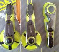 3 Guidesman Zip-tools Z-hex, Driver, Light Attach Zipper Pull Gdc Gerber Z-tools