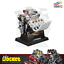 Liberty Classics 1:6 Scale Die-Cast Metal Engine LC84028 Hemi Top Fuel