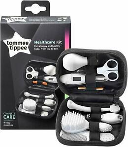 Tommee-Tippee-termometro-con-Kit-de-cuidado-de-la-Salud-para-Bebe-Aseo