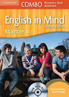 English in Mind Starter Combo a with DVD-ROM by Herbert Puchta, Jeff Stranks (Mixed media product, 2011)