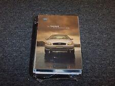 2004 Ford Taurus Owner Owner's Operator Guide Manual Set LX SE SES SEL 3.0L V6