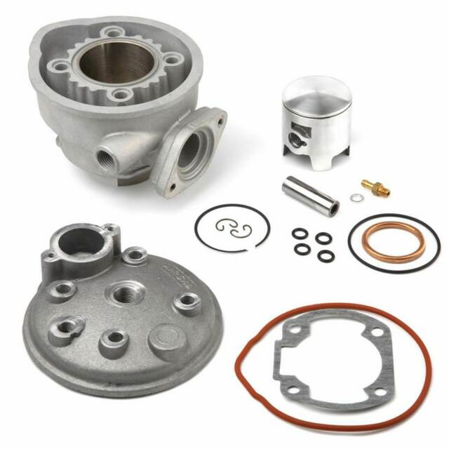 33485: AIRSAL Kit completo de aluminio AIRSAL 49,5cc B&W, Kymco 50cc Agua