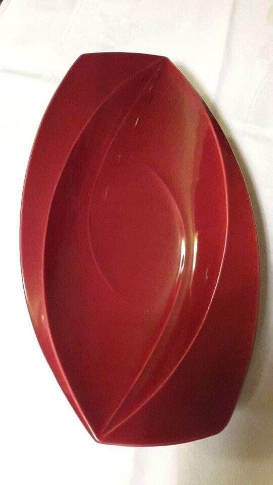 Keramik, keramik fad, Humlebæk Keramik