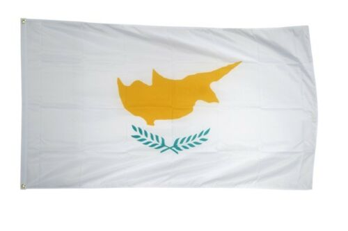 Drapeau Chypre drapeau chypriote Hissflagge 90x150cm