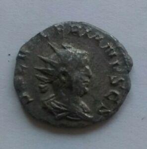 Valerian-I-253-260-AD-R-antoninianus-Original-ancient-Roman-billon-Silver-coin