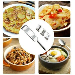 Multi-Purpose-Vegetable-Slicer-Kitchen-Tool-Stainless-Steel-Grater